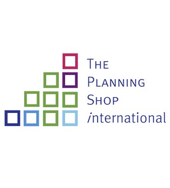 The Planning Shop International Logo