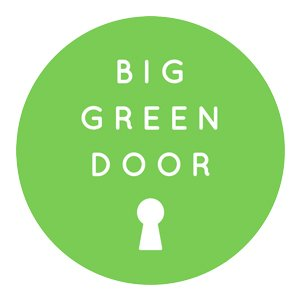 Big Green Door Logo