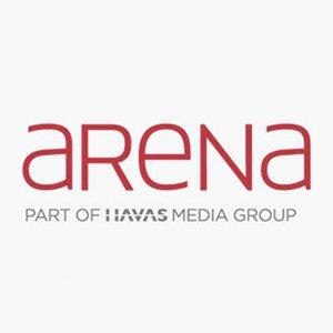 Arena Media Logo