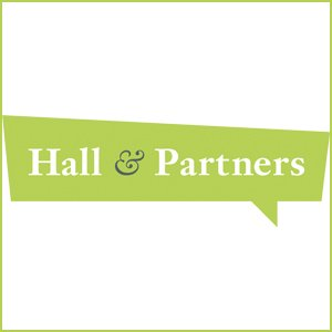 Hall and Partners Logo